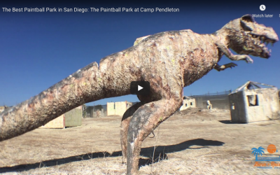 The Best Paintball Park in San Diego: The Paintball Park at Camp Pendleton